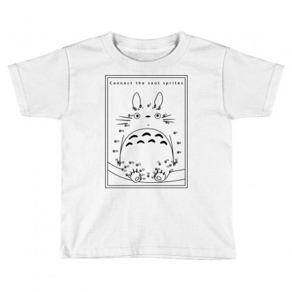 Connect The Dots Toddler T-shirt Designed By Karlangas