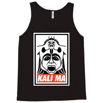 Kali Ma Tank Top Designed By Karlangas