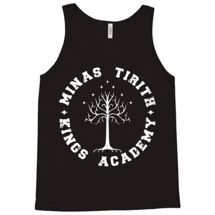 Kings Academy Tank Top Designed By Karlangas