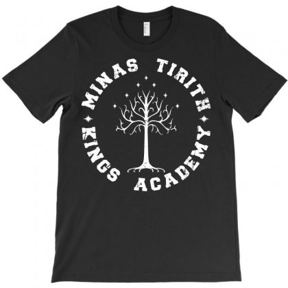 Kings Academy T-shirt Designed By Karlangas
