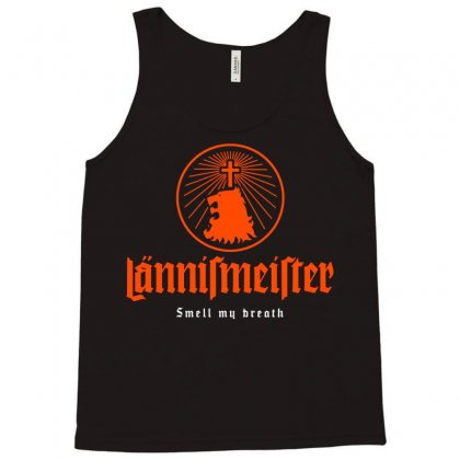 Lannismeister Tank Top Designed By Karlangas