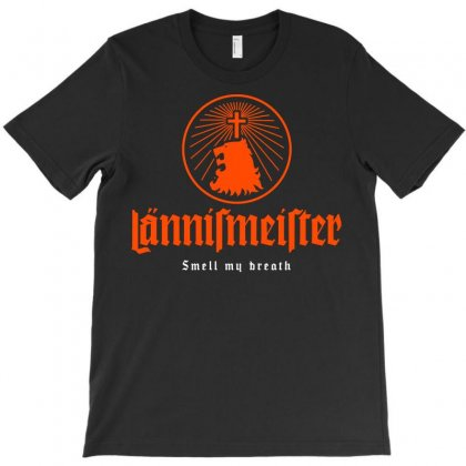 Lannismeister T-shirt Designed By Karlangas