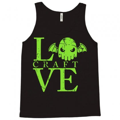 Love Craft Tank Top Designed By Karlangas
