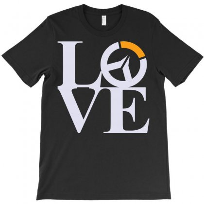 Loverwatch T-shirt Designed By Karlangas