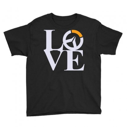 Loverwatch Youth Tee Designed By Karlangas