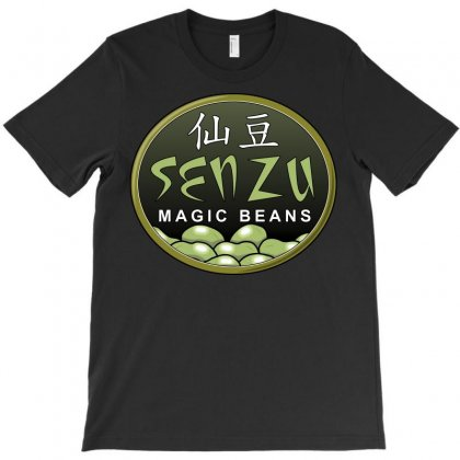 Magic Beans T-shirt Designed By Karlangas
