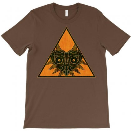 Mask Of Love T-shirt Designed By Karlangas