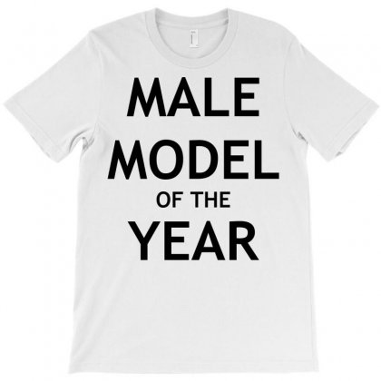Model Of The Year T-shirt Designed By Karlangas