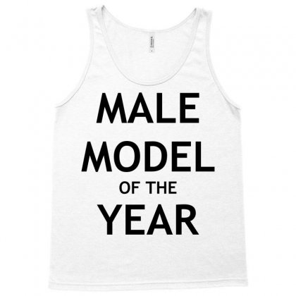 Model Of The Year Tank Top Designed By Karlangas