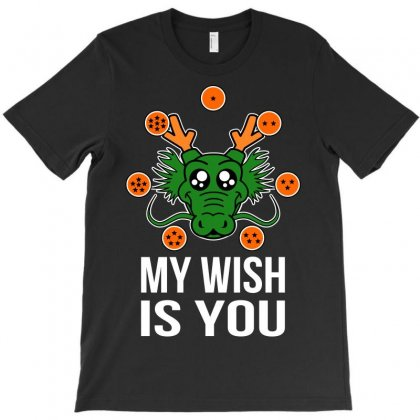 My Wish T-shirt Designed By Karlangas