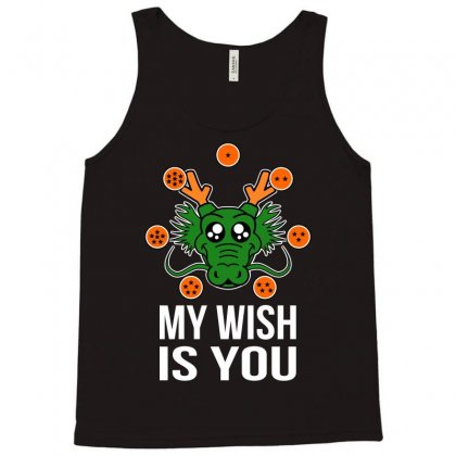My Wish Tank Top Designed By Karlangas