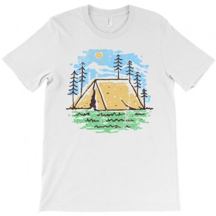 Camper T-shirt Designed By Quilimo