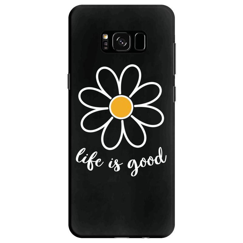 cheap for discount 0e35b d66c2 Life Is Good Samsung Galaxy S8 Case. By Artistshot