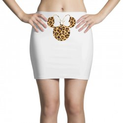 Minnie Mouse Leopard Mini Skirts | Artistshot