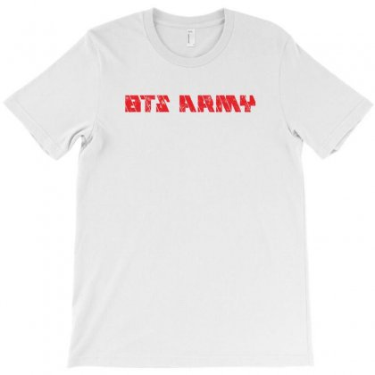 Bts Army T-shirt Designed By Twice