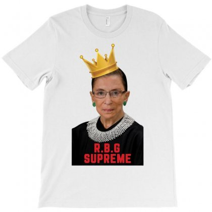R.b.g Supreme T-shirt Designed By Bigdlab