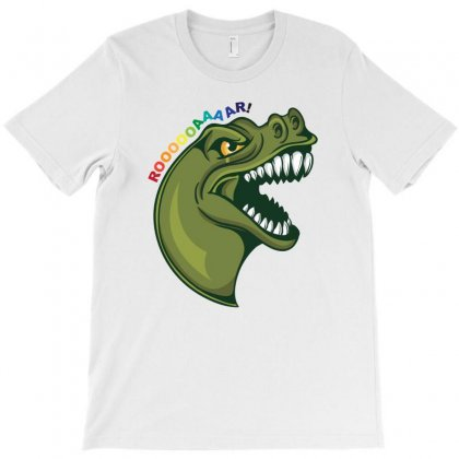Roar T-shirt Designed By Bigdlab