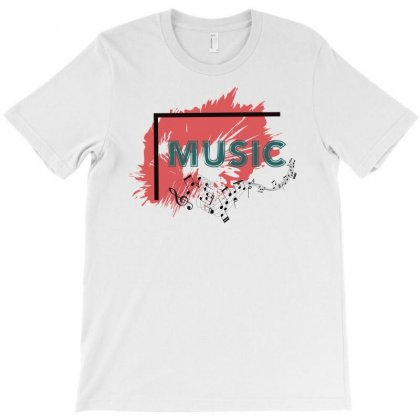 Music T-shirt Designed By Bigdlab