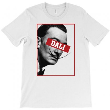 Dali T-shirt Designed By Bigdlab