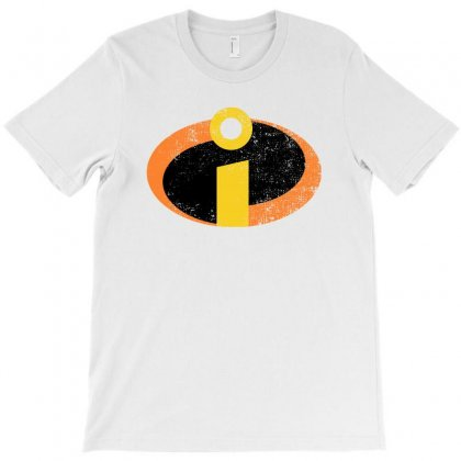 The Incredibles Vintage T-shirt Designed By Bigdlab