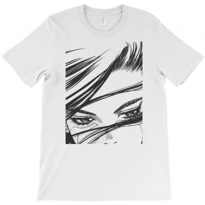 Emotional Eyes T-shirt Designed By Sercan