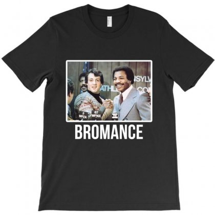 Bromance T-shirt Designed By Artistshotf1