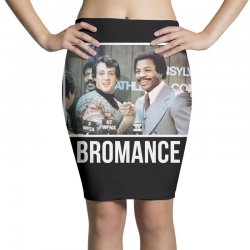 Bromance Pencil Skirts | Artistshot