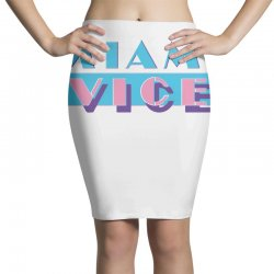 Miami Vice Pencil Skirts | Artistshot