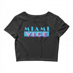 Miami Vice Crop Top | Artistshot