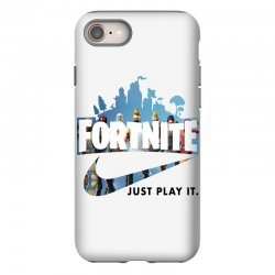 Just Play It Fortnite iPhone 8 Case | Artistshot