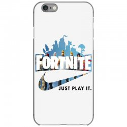 Just Play It Fortnite iPhone 6/6s Case | Artistshot