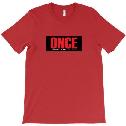 Once Once T-shirt Designed By Twice