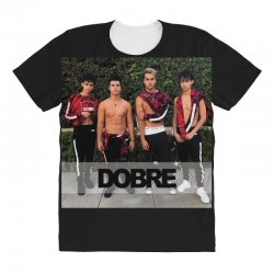 Dobre Brothers All Over Women's T-shirt | Artistshot