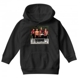 Dobre Brothers Youth Hoodie | Artistshot