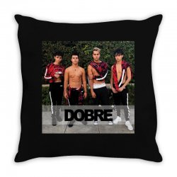 Dobre Brothers Throw Pillow | Artistshot