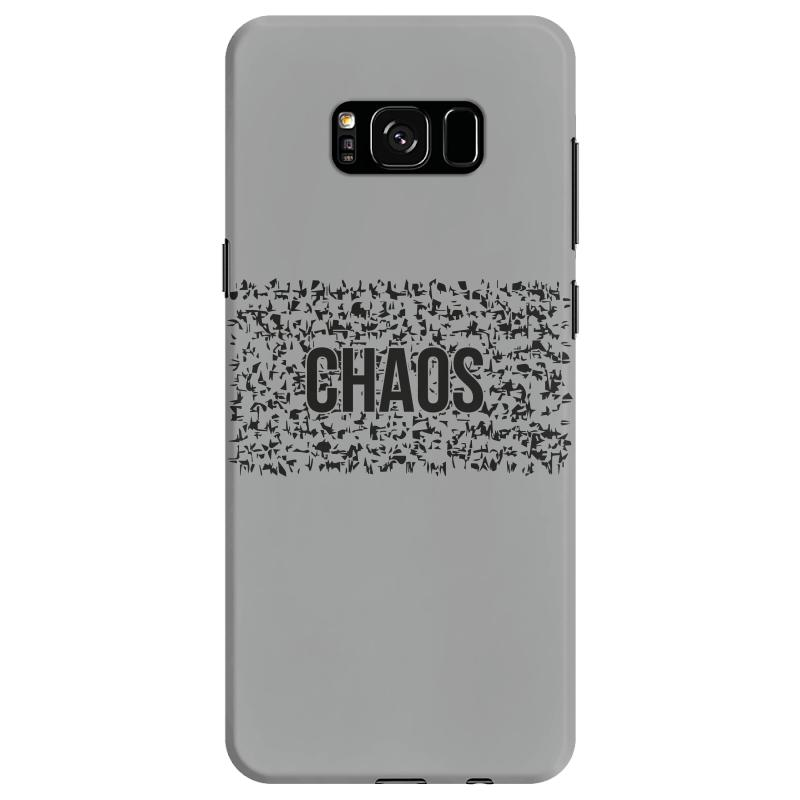 best loved f7148 fecfe Chaos Samsung Galaxy S8 Case. By Artistshot
