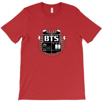 Army Bts T-shirt Designed By Twice