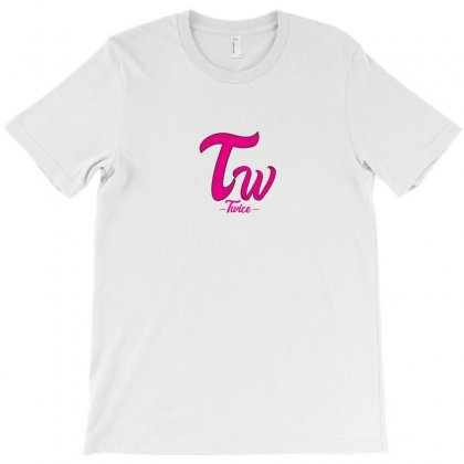 Once Twice T-shirt Designed By Twice