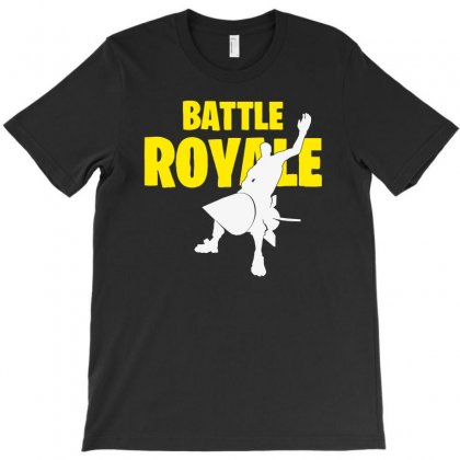 Ride The Rocket Battle Gaming T-shirt Designed By Aheupote