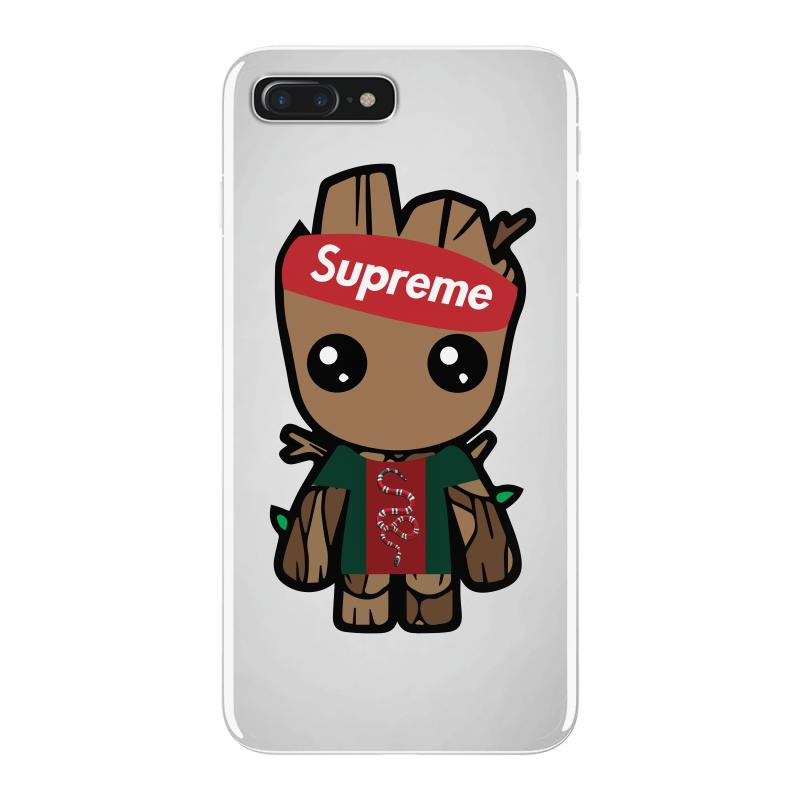 timeless design a17d6 abcec Gucci Groot Supreme Iphone 7 Plus Case. By Artistshot