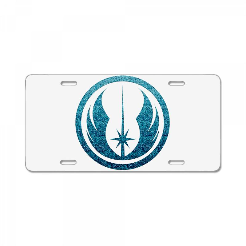 Star Wars Logo License Plate | Artistshot
