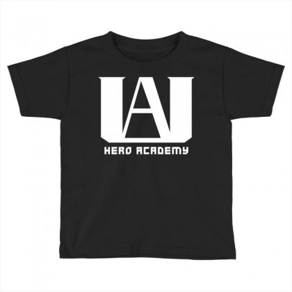 Hero Academy Toddler T-shirt Designed By Akin