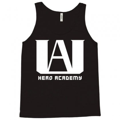 Hero Academy Tank Top Designed By Akin