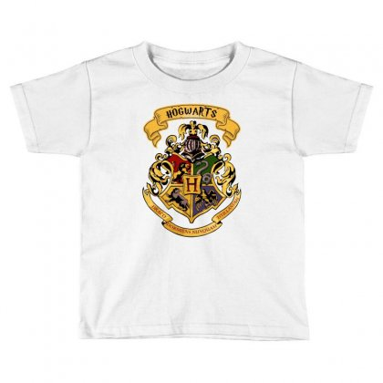 Harry Potter Hogwarts Toddler T-shirt Designed By Sengul