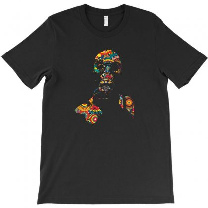 Gas Mask T-shirt Designed By Artistshotf1