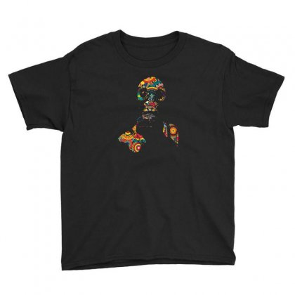 Gas Mask Youth Tee Designed By Artistshotf1