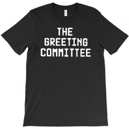The Greeting Committee T-shirt Designed By Satrio Art