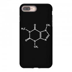 Caffeine Molecule iPhone 8 Plus Case | Artistshot