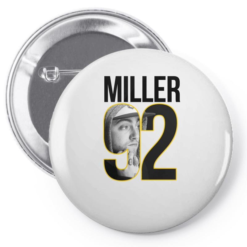 Miller 92 Pin-back Button | Artistshot
