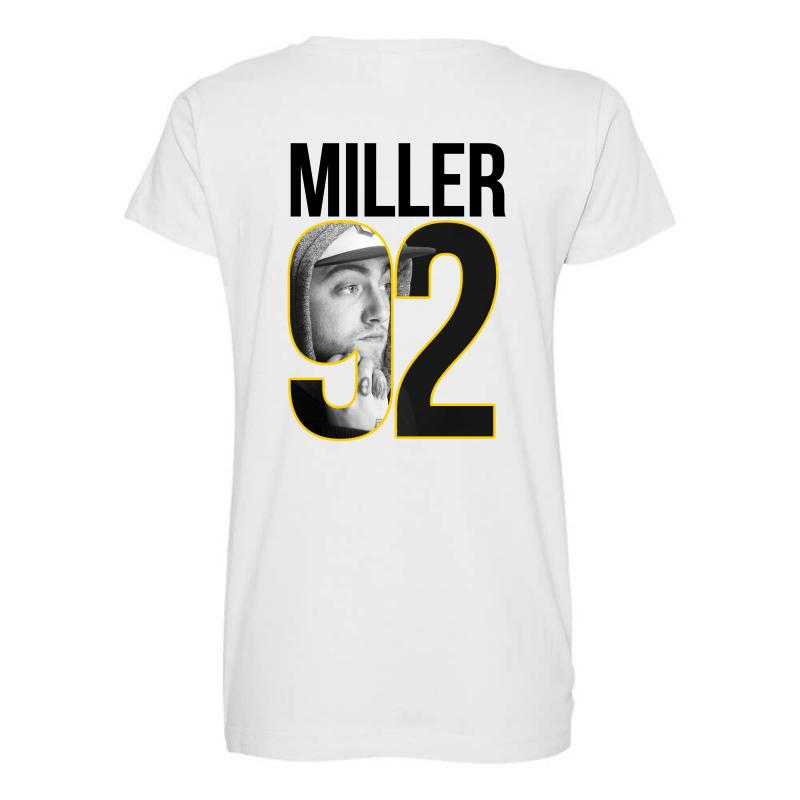 Miller 92 Maternity Scoop Neck T-shirt | Artistshot